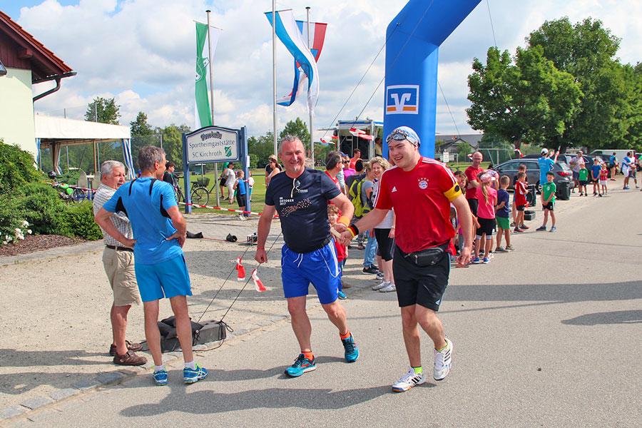 2. Kinderlobby-Lauf in Kirchroth am 02.06.2018
